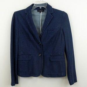 TALBOTS Stretch Jacket Sz M